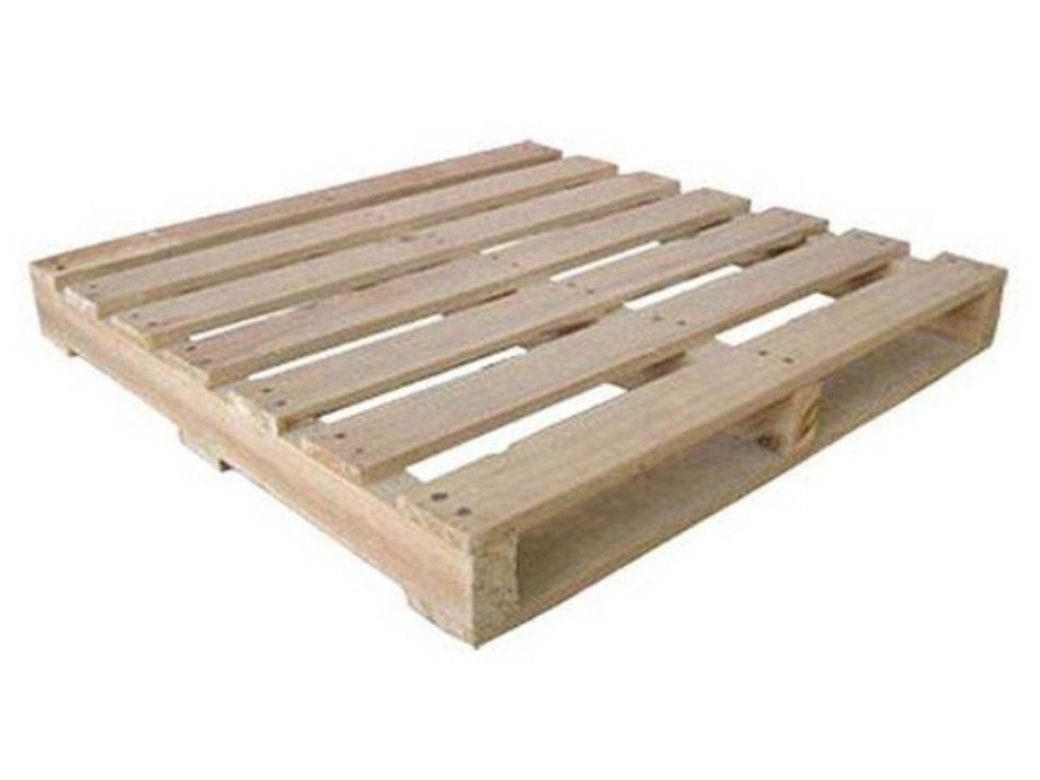 Pallet 2 way entry